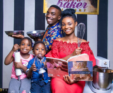 Sweetness Cakes: A Journey of Faith, Family and Focus