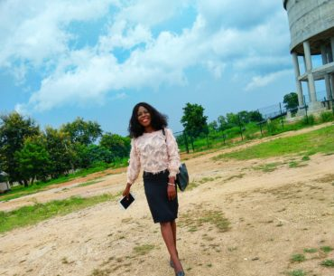 Ene Elizabeth Adeka: As it is Written of Me